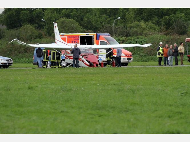 Unfall Flugzeug