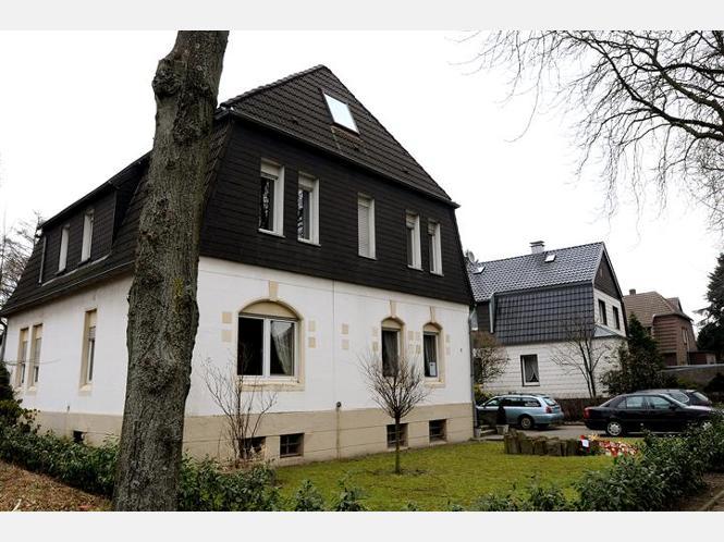 Gedenken am Gas Unfall Haus in Hamm Bockum Hövel