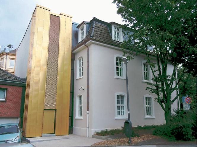 anbau f r das ikonen museum recklinghausen kultur nrw. Black Bedroom Furniture Sets. Home Design Ideas