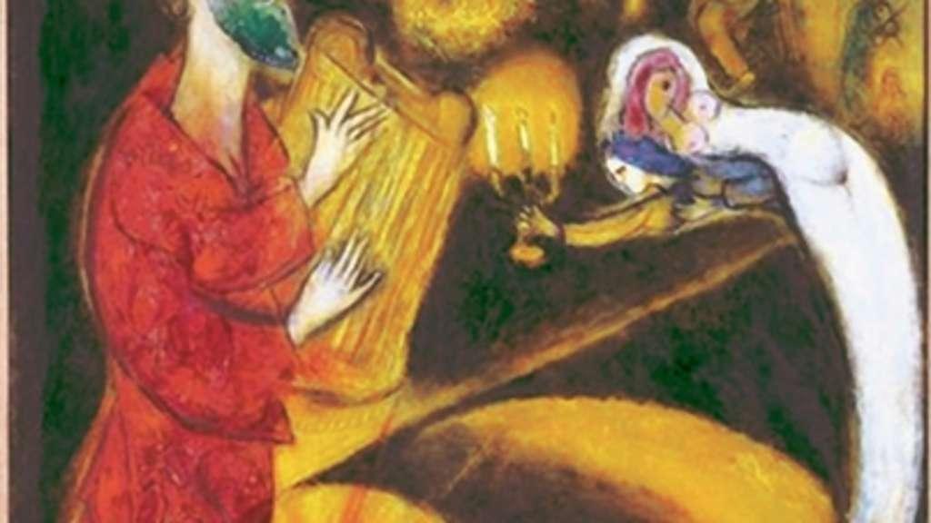 ausstellung marc chagall und die bibel in m nster kultur. Black Bedroom Furniture Sets. Home Design Ideas