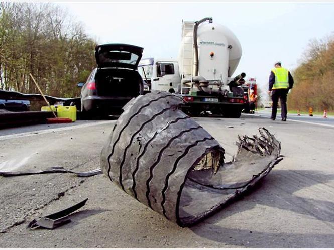 Unfall Auf Der A1 Zwischen Ascheberg Und Werne/Bockum