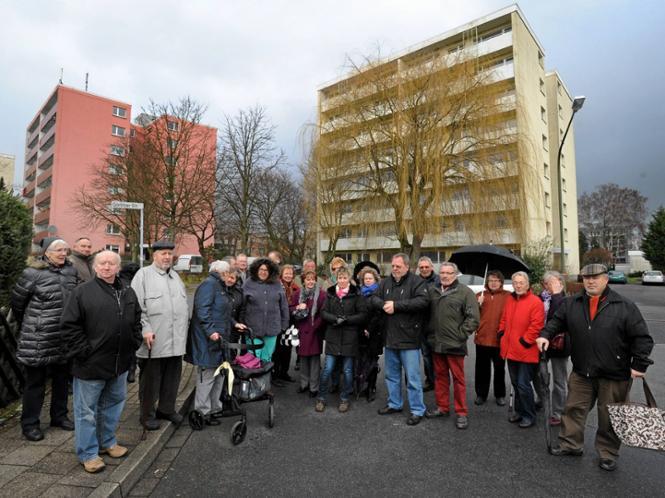 Herringer erleichtert über Abriss der Hochhäuser | Hamm