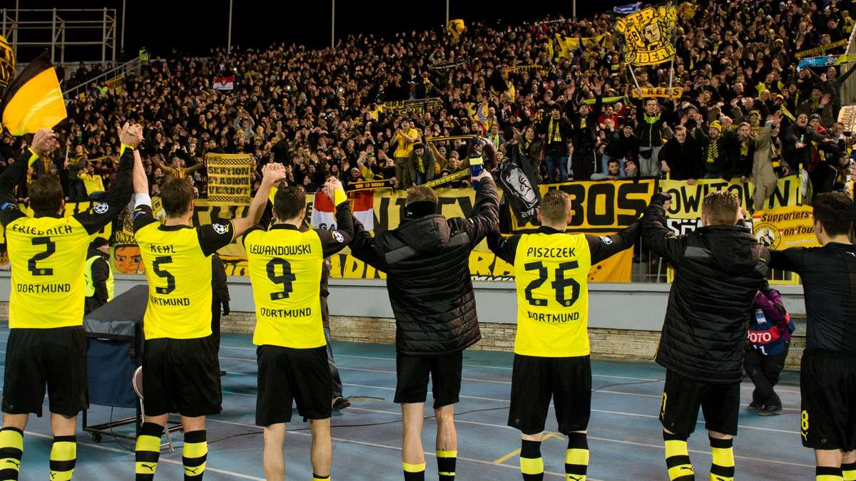 Dortmund NГјrnberg Sky