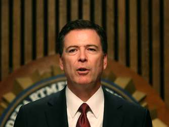 FBI, James Comey