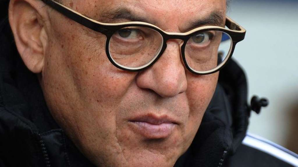 Felix Magath könnte bosnischer Nationaltrainer werden. Foto: Peter Powell