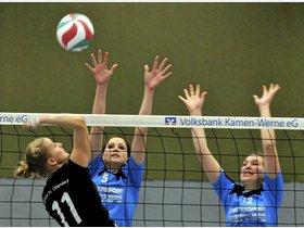 Volleyball: TVW-Frauen siegen im Spitzenspiel, WSC-Männern gelingt wichtiger ... - Westfälischer Anzeiger