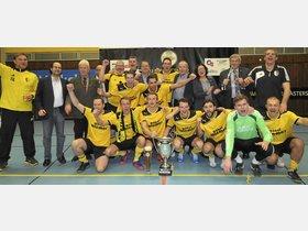 SV Hilbeck setzt sich Warsteiner Masters-Krone auf - Finalsieg gegen TuS ... - Westfälischer Anzeiger