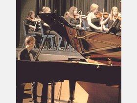 Jugendsinfonieorchester gibt gelungenes Neujahrskonzert - Westfälischer Anzeiger