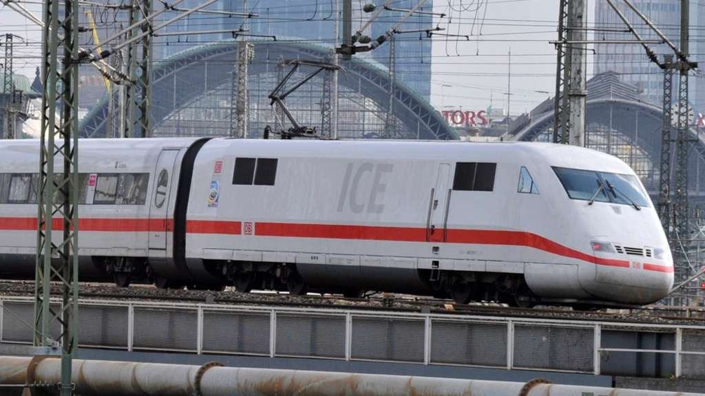 Bahnhof Südkreuz neuer Endbahnhof in Berlin für ICE-Züge aus Nordrhein-Westfalen ab Dezember ...