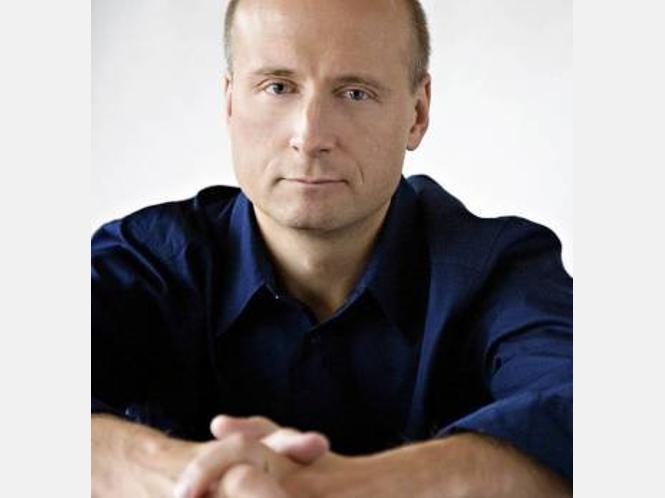 Der Dirigent Paavo Järvi