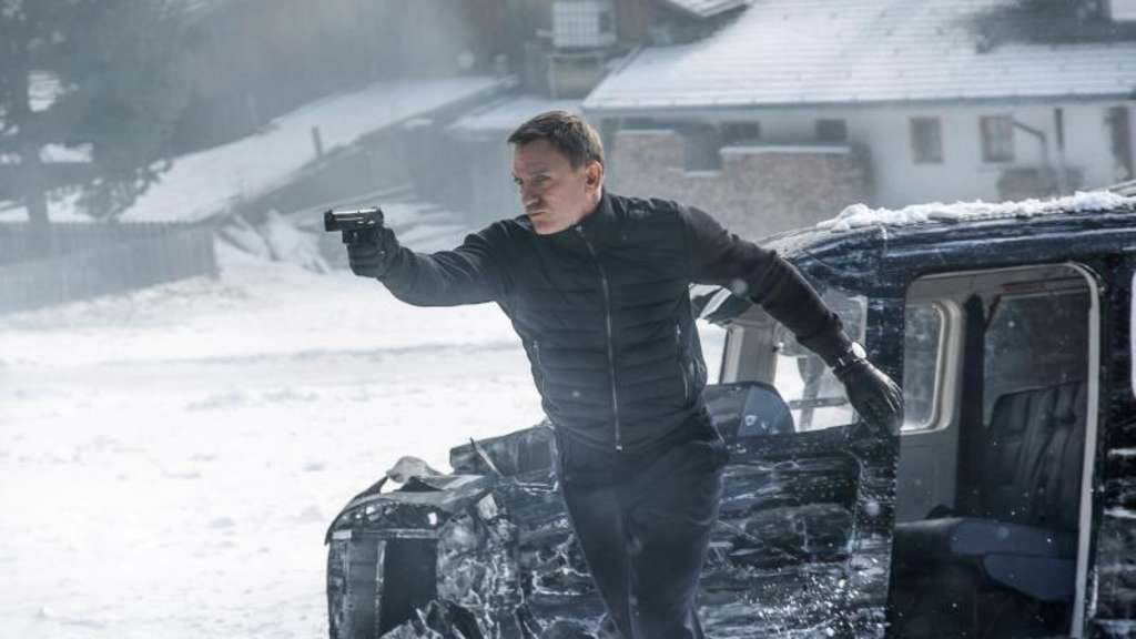 Daniel Craig als James Bond. Foto: Sony
