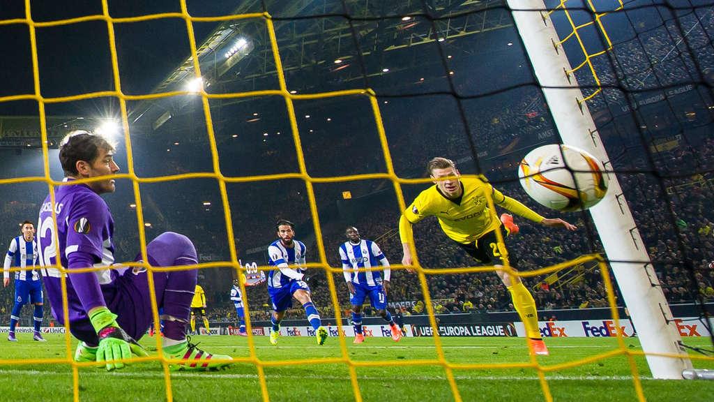 europa league dortmund tabelle