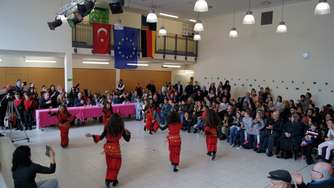 Internationales Kinderfest in Bönen