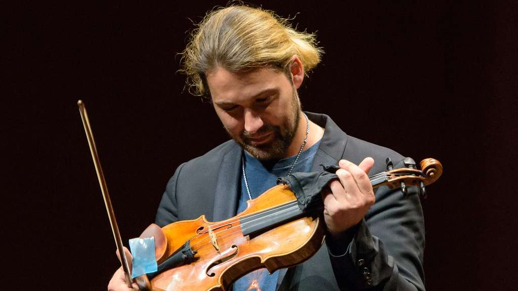 David Garrett beginnt Recital Tour