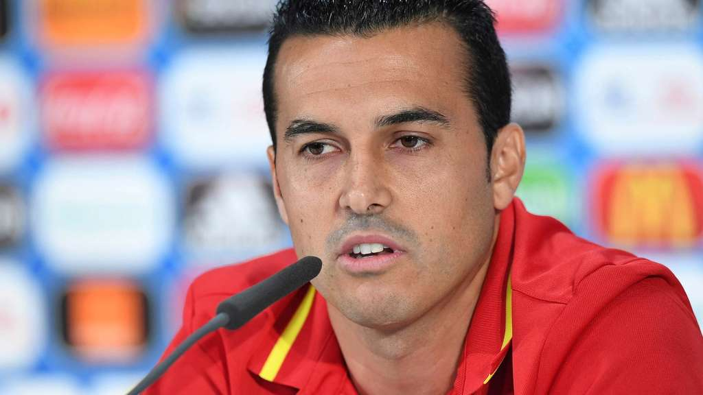 EURO 2016 - Spain press conference
