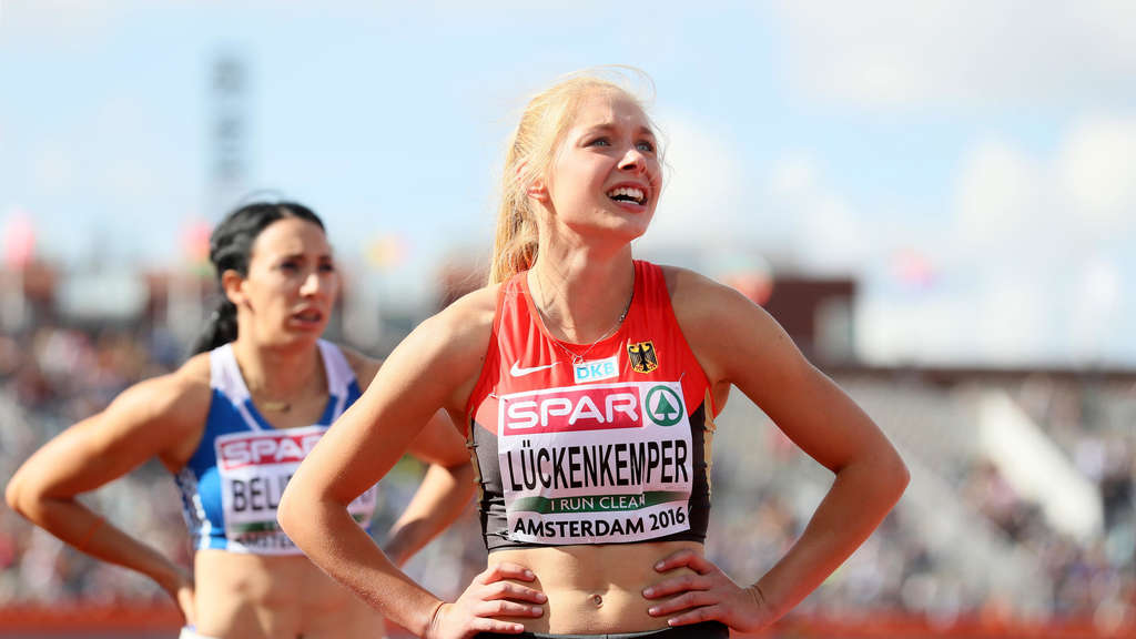 Athletics European Championships 2016