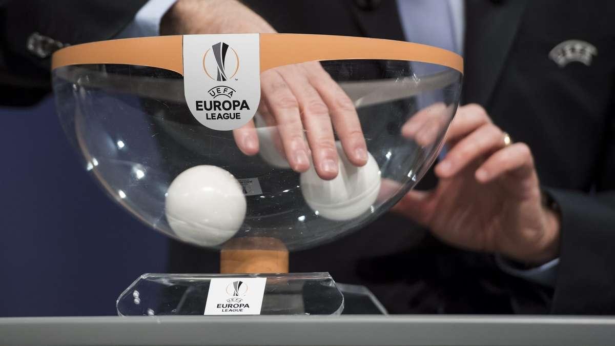 uefa euro league auslosung