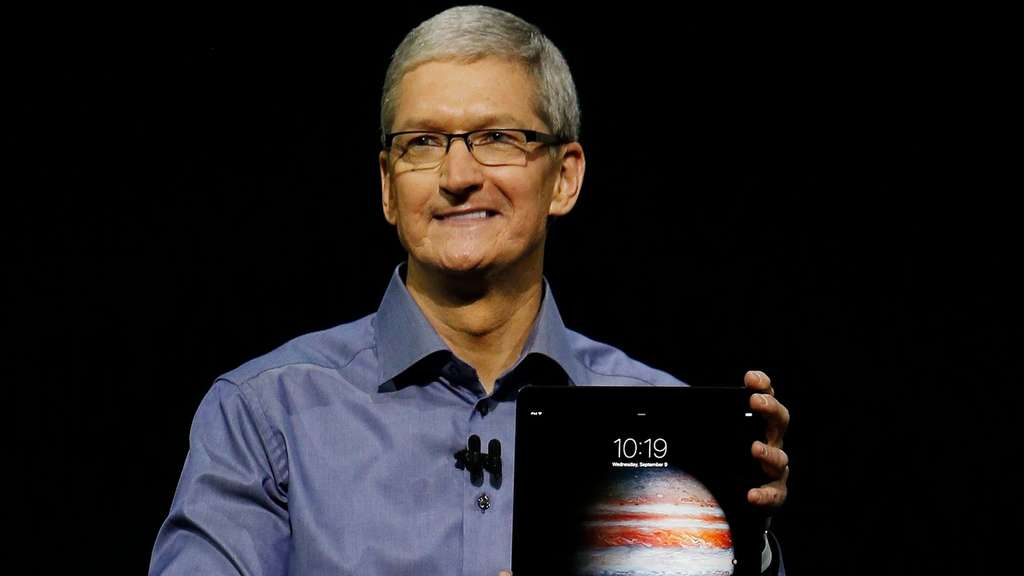 Apple-CEO Tim Cook.