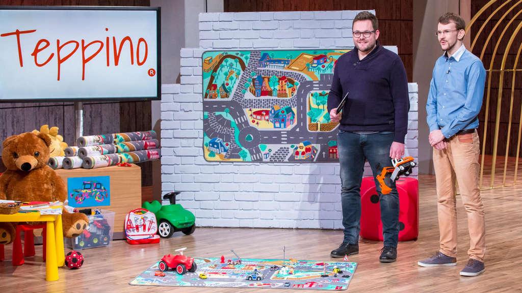 """Spielzeug erfinder aus hamm wagt schritt in die """"höhle"""