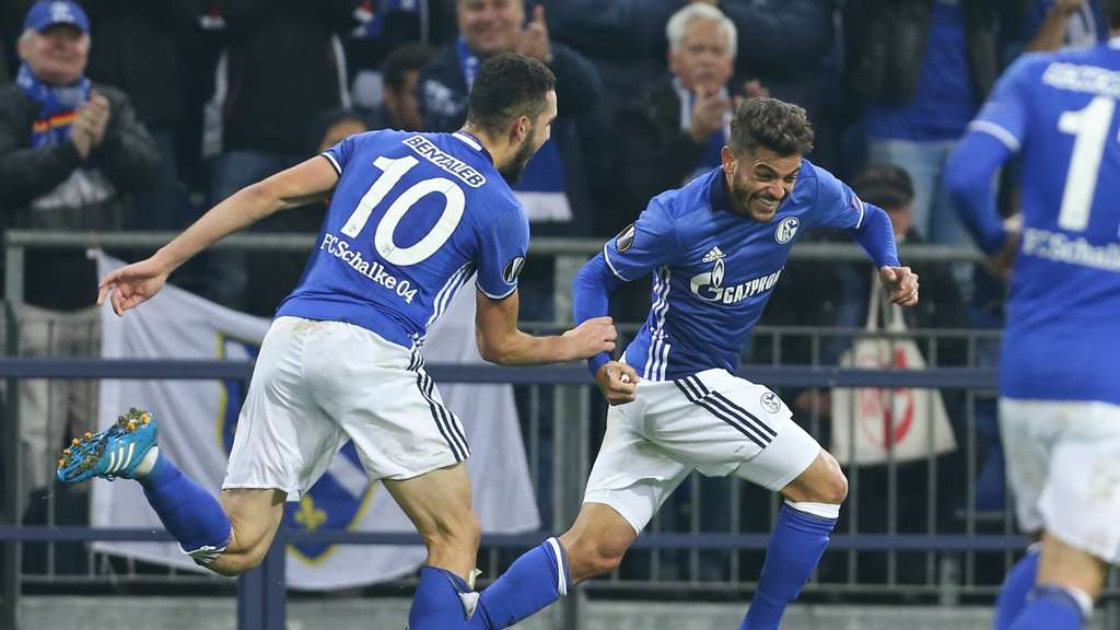 schalke gruppe europa league