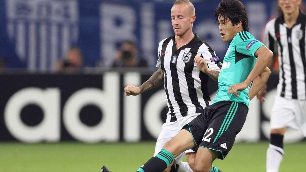 Schalke 04 siegt im Hexenkessel von PAOK Saloniki