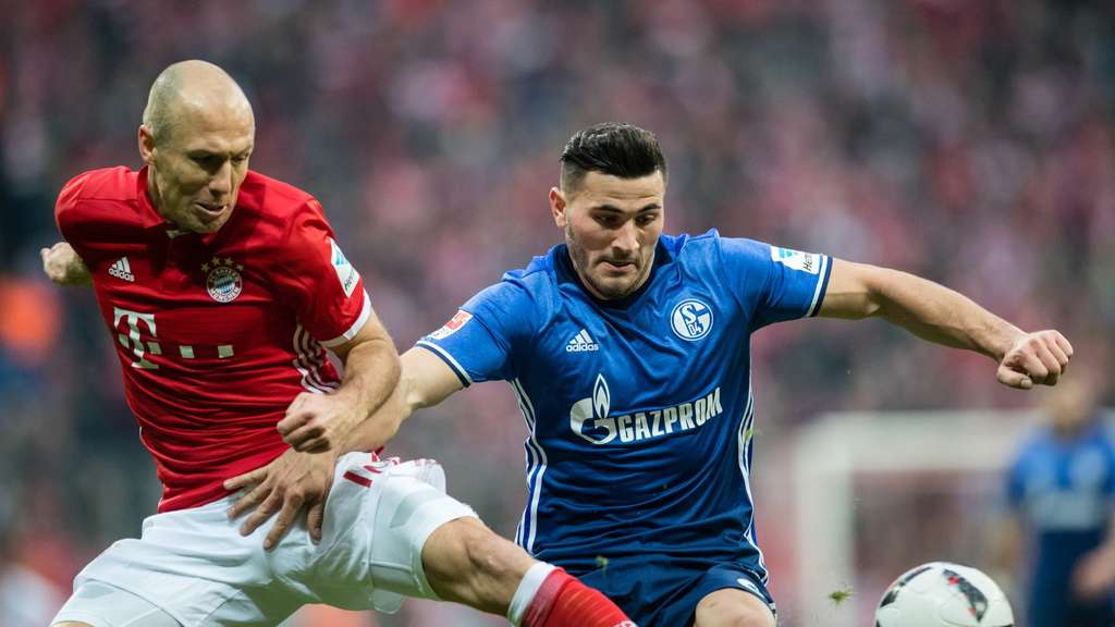 Bayern machen gegen Schalke früh alles klar