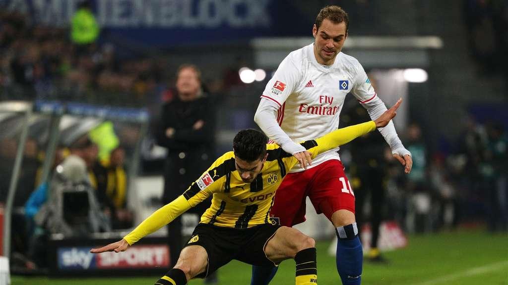 Dortmund vs. Hamburg: Sky zeigt Bundesliga-Spiel im Free-TV