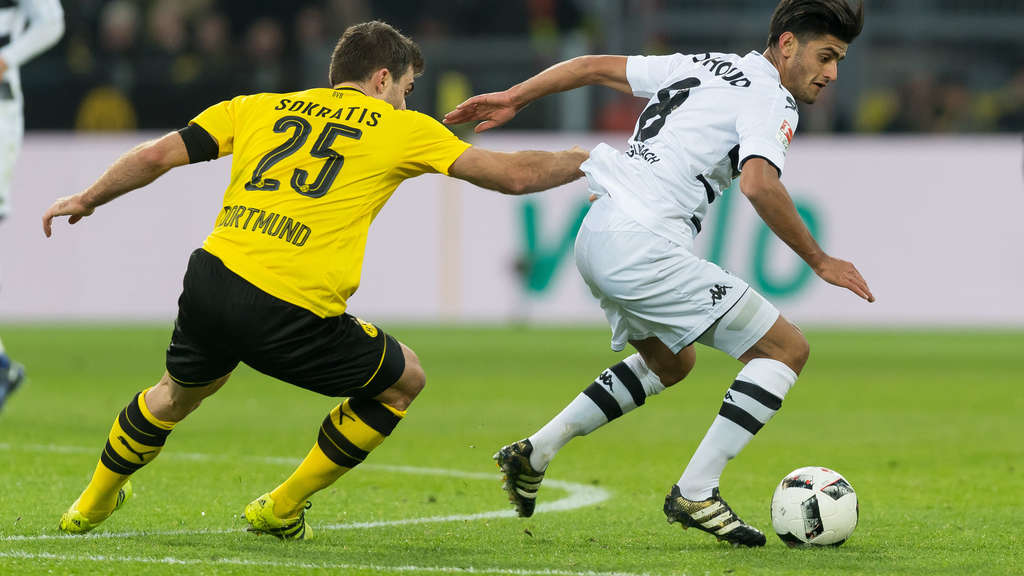 Transfer - Dahoud nach Dortmund