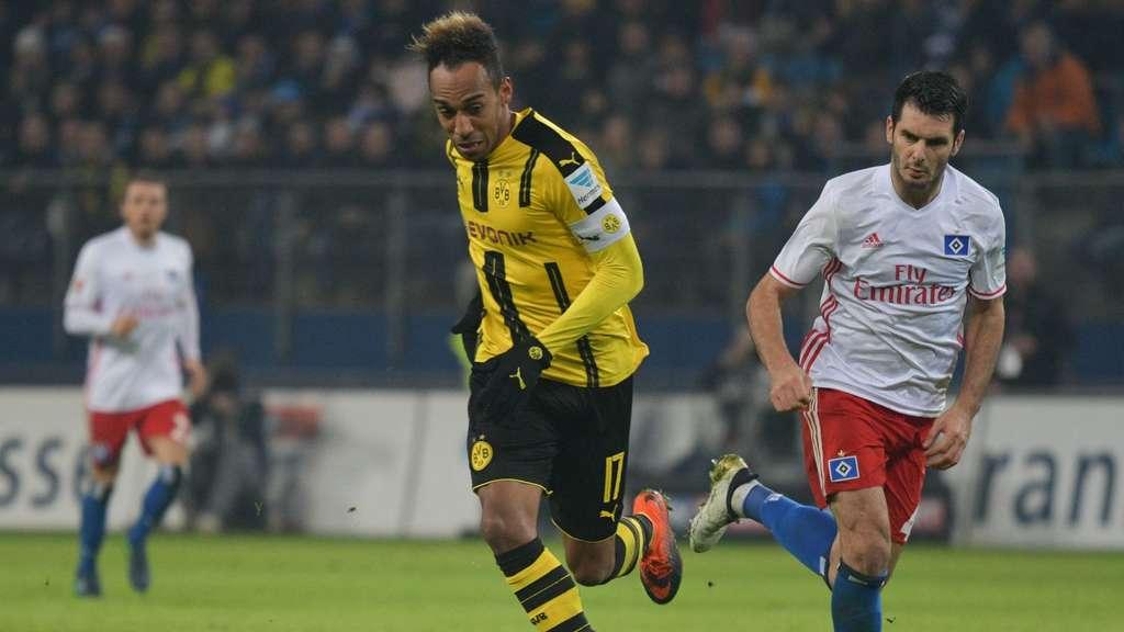 Spiel in Dortmund Der HSV läuft heute im Free-TV