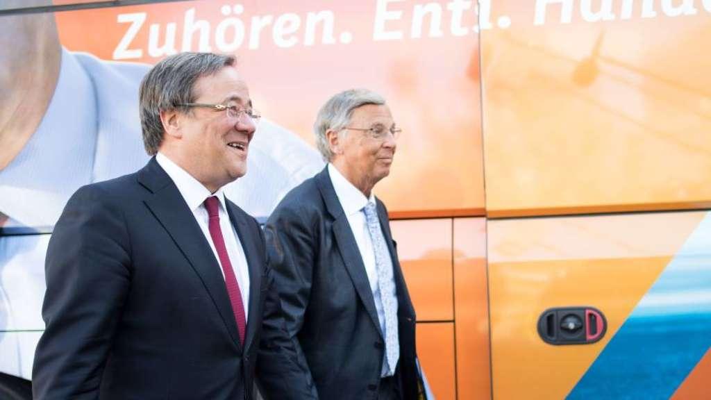 NRW-CDU plant Bosbach-Kommission -