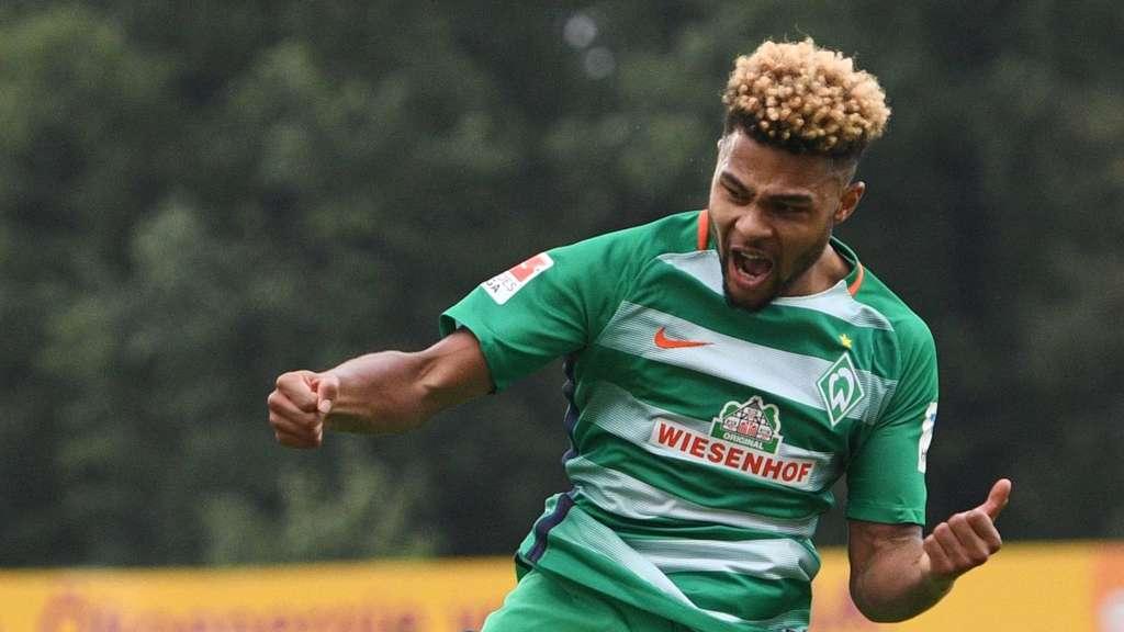 Medien: Angebote aus Dortmund und Hoffenheim für Serge Gnabry