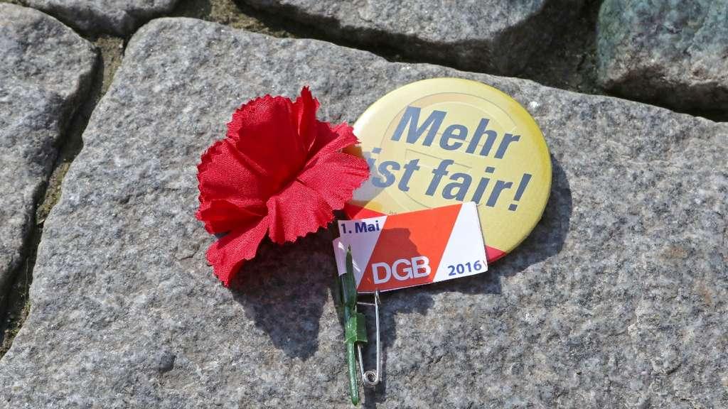 DGB fordert zum Tag der Arbeit mehr soziale Sicherheit