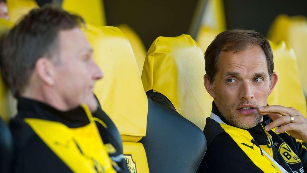 Borussia Dortmund: Thomas Tuchel stellte BVB-Stars Vertrauensfrage
