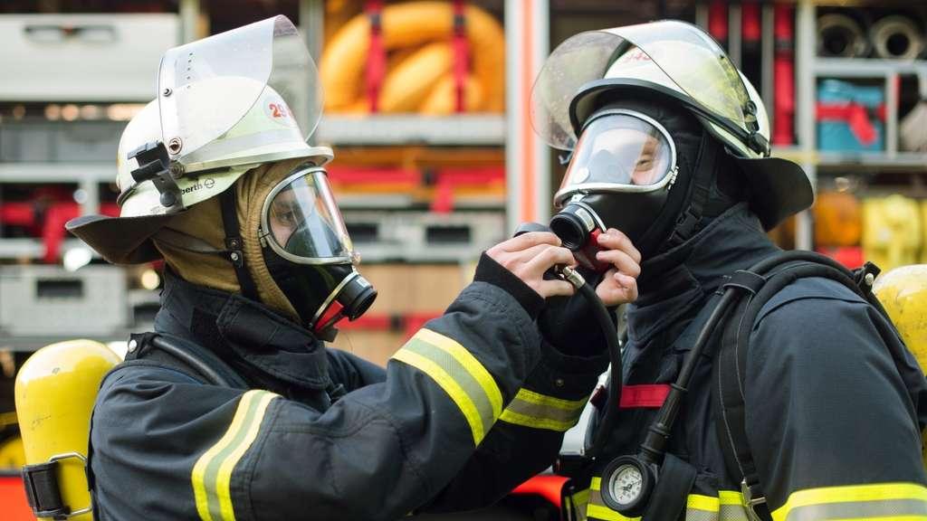 Hoher Schaden nach Feuer in Krankenhaus