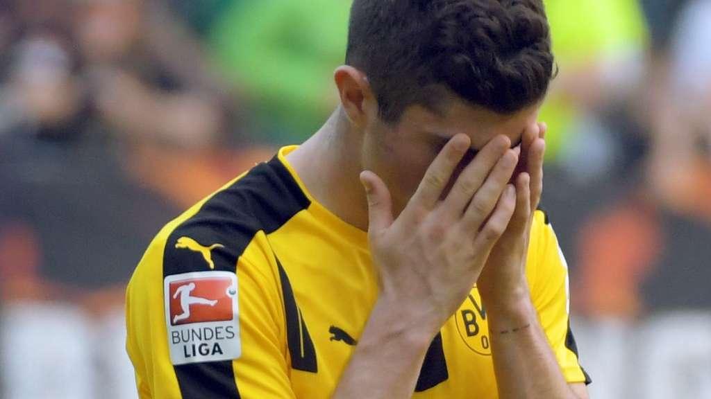 Coach Bosz beim BVB unter Erfolgsdruck