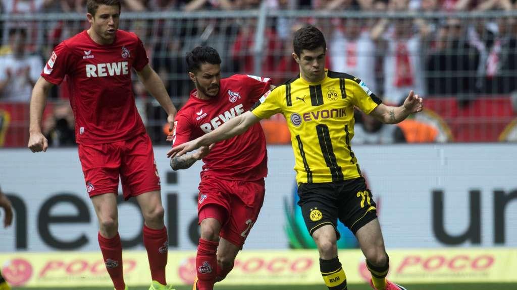 FC Köln legt keinen Protest ein