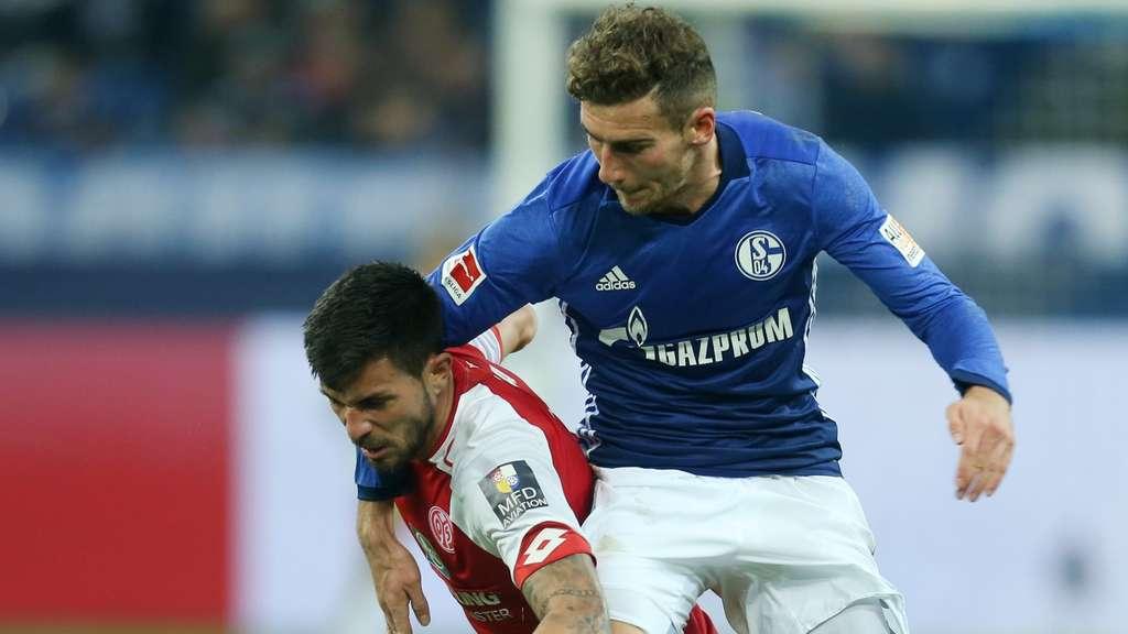 Goretzka vor Rückkehr - Insua fehlt Schalke auf unbestimmte Zeit