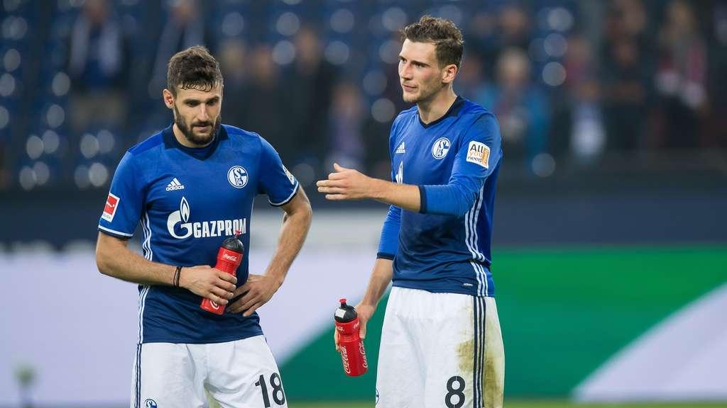 Nationalspieler Goretzka fehlt Schalke in Gladbach