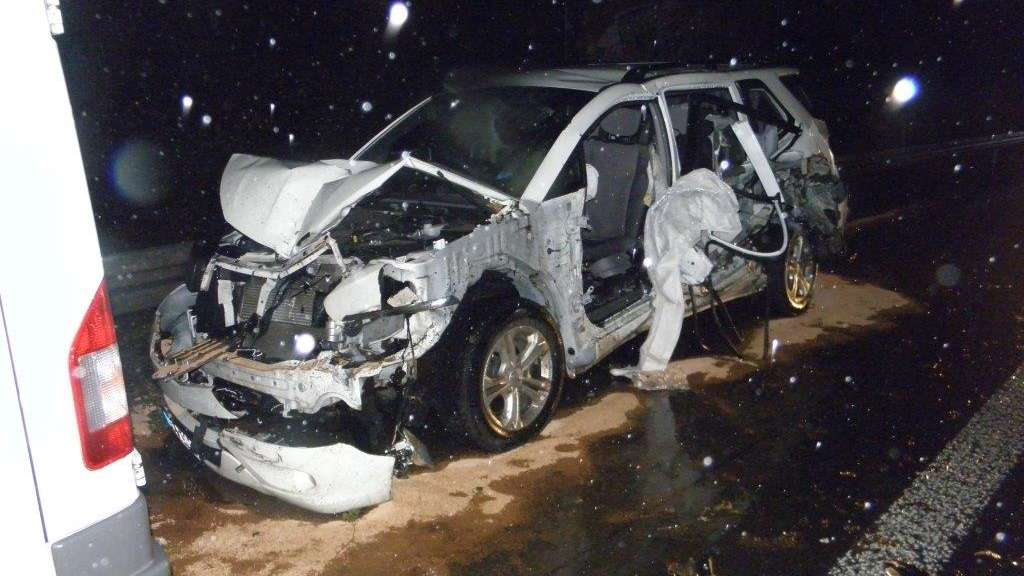Unfall sorgt für langen Stau auf der A2
