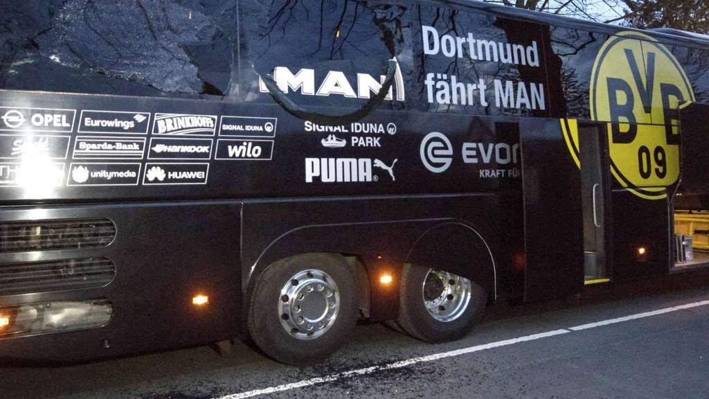 Borussia Dortmund - Anschlag auf BVB-Bus: Angeklagter schweigt vor Gericht