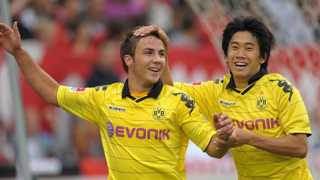 Holt Dortmund den nächsten Star zurück?