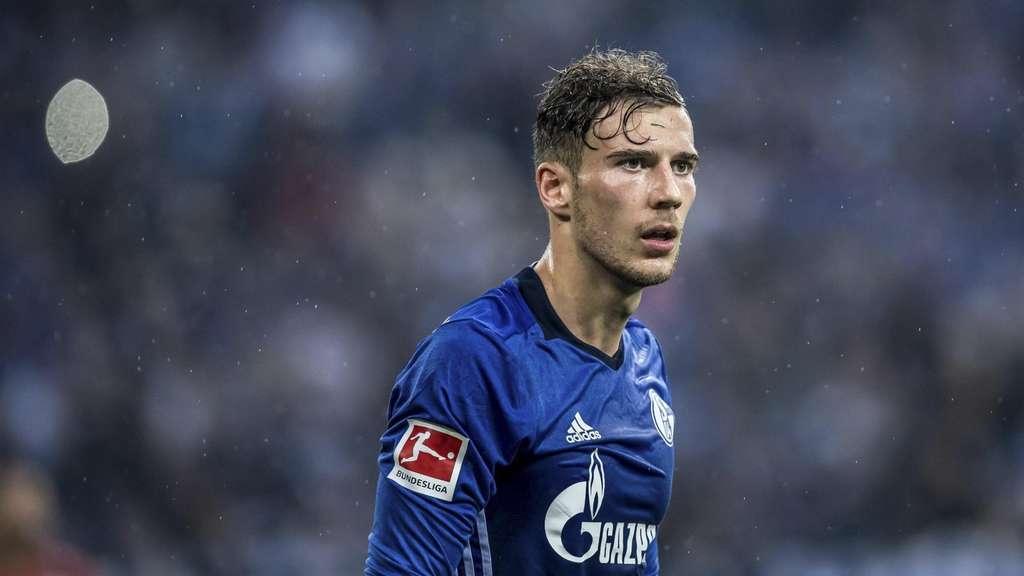 Goretzka angeblich mit Bayern über Wechsel im Sommer einig