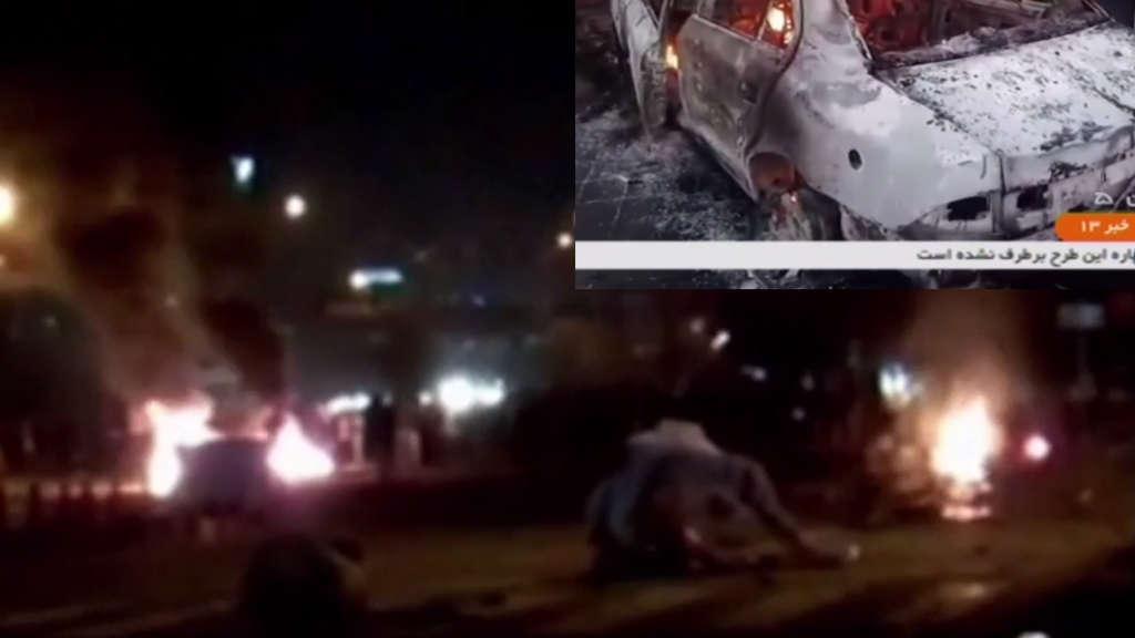Ruhani: Iraner dürfen protestieren - aber ohne Gewalt