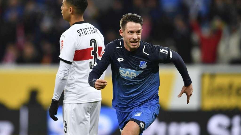 Fix: Schalke holt Hoffenheims Stürmer Uth für die nächste Saison