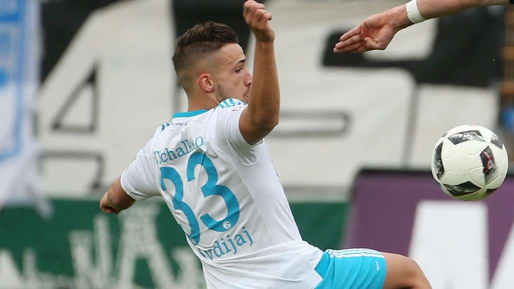 Schalke will Avdijaj ausleihen - Probetraining in Kerkrade