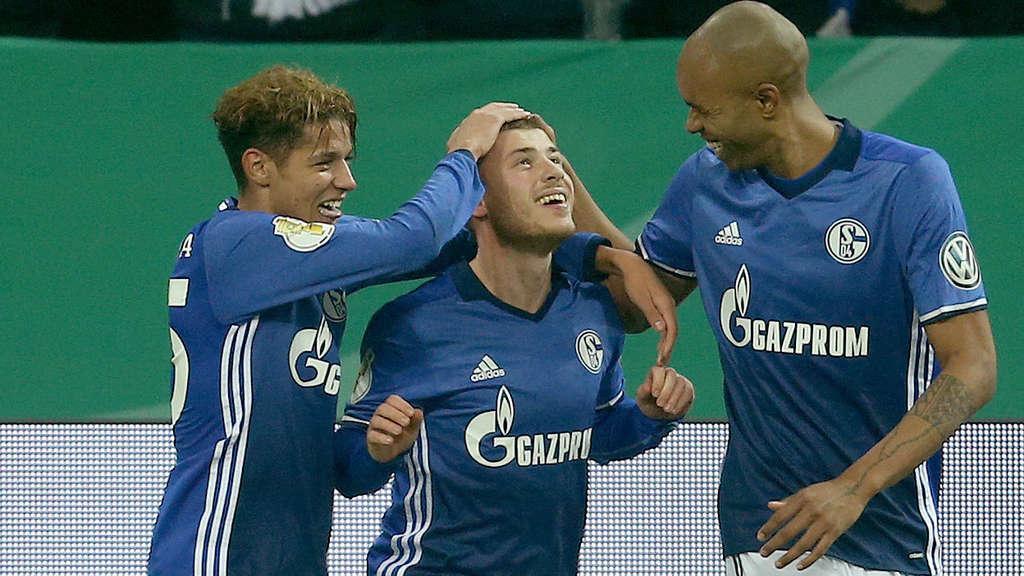 Schalke 04: So will Christian Heidel Talent Max Meyer bei S04 halten