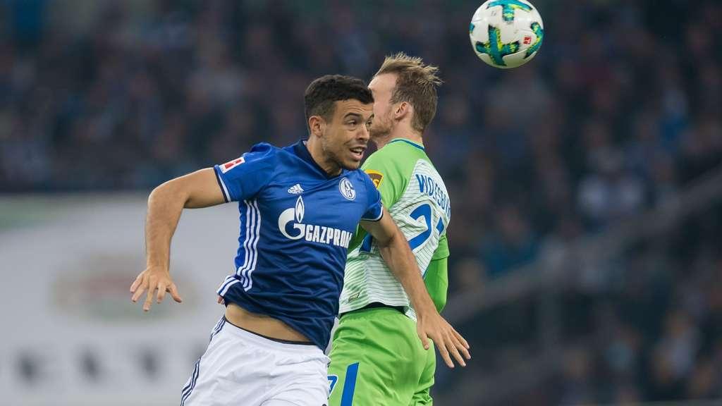 Burgstaller schoss Schalke mit Goldtor ins Cup-Halbfinale