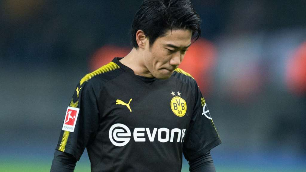 Borussia Dortmund schlägt Mönchengladbach: Reus mit wunderschönem Tor