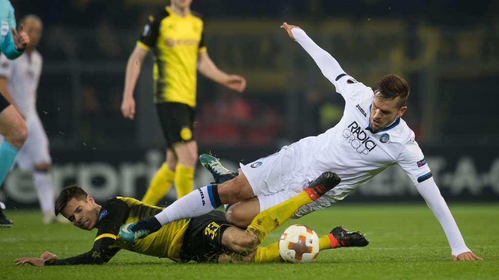 Live-Ticker: Borussia Dortmund in der Europa League bei Atalanta Bergamo