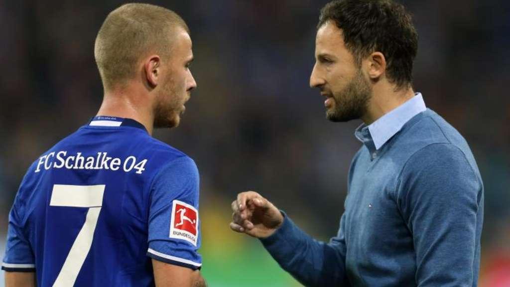 Bundesliga: Tedesco: Meyer-Abgang wäre